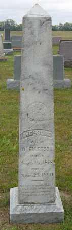 ELLEFSON, INGEBORG - Lincoln County, South Dakota   INGEBORG ELLEFSON - South Dakota Gravestone Photos