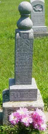 ELLINGSON, BERYLE O - Lincoln County, South Dakota | BERYLE O ELLINGSON - South Dakota Gravestone Photos