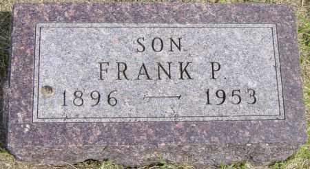 ELLINGSON, FRANK P - Lincoln County, South Dakota | FRANK P ELLINGSON - South Dakota Gravestone Photos