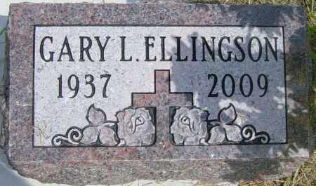 ELLINGSON, GARY L - Lincoln County, South Dakota | GARY L ELLINGSON - South Dakota Gravestone Photos