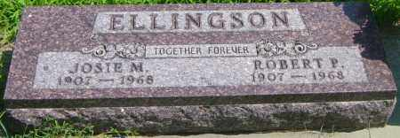 ELLINGSON, ROBERT P - Lincoln County, South Dakota | ROBERT P ELLINGSON - South Dakota Gravestone Photos