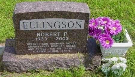 "ELLINGSON, ROBERT P  ""BOB"" - Lincoln County, South Dakota | ROBERT P  ""BOB"" ELLINGSON - South Dakota Gravestone Photos"