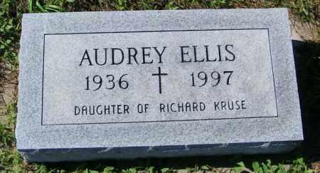 ELLIS, AUDREY - Lincoln County, South Dakota | AUDREY ELLIS - South Dakota Gravestone Photos