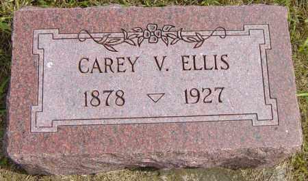 ELLIS, CAREY V - Lincoln County, South Dakota | CAREY V ELLIS - South Dakota Gravestone Photos