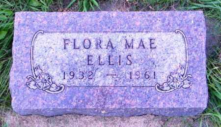 ELLIS, FLORA MAE - Lincoln County, South Dakota | FLORA MAE ELLIS - South Dakota Gravestone Photos