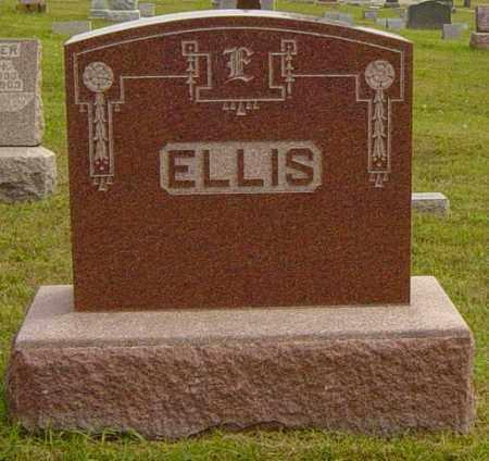 ELLIS FAMILY MEMORIAL, CHARLES GORDON - Lincoln County, South Dakota | CHARLES GORDON ELLIS FAMILY MEMORIAL - South Dakota Gravestone Photos