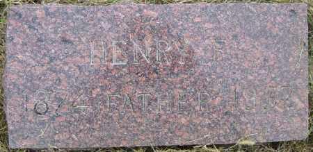 ELLIS, HENRY E - Lincoln County, South Dakota   HENRY E ELLIS - South Dakota Gravestone Photos