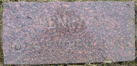 ELLIS, HENRY E - Lincoln County, South Dakota | HENRY E ELLIS - South Dakota Gravestone Photos