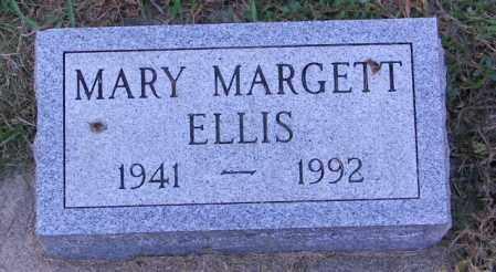 ELLIS, MARY MARGRET - Lincoln County, South Dakota   MARY MARGRET ELLIS - South Dakota Gravestone Photos