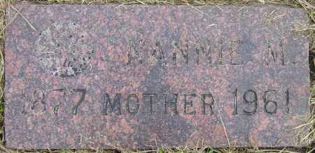 ELLIS, NANNIE M - Lincoln County, South Dakota   NANNIE M ELLIS - South Dakota Gravestone Photos