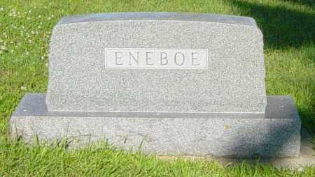 ENEBOE FAMILY MEMORIAL, EDWARD T - Lincoln County, South Dakota | EDWARD T ENEBOE FAMILY MEMORIAL - South Dakota Gravestone Photos