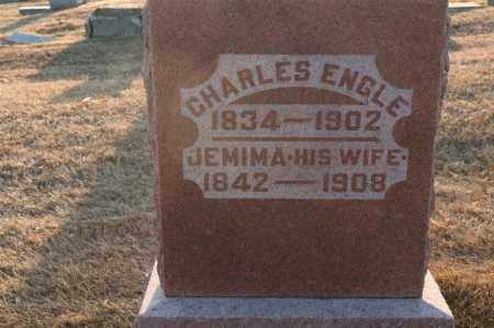 ENGLE, CHARLES - Lincoln County, South Dakota | CHARLES ENGLE - South Dakota Gravestone Photos
