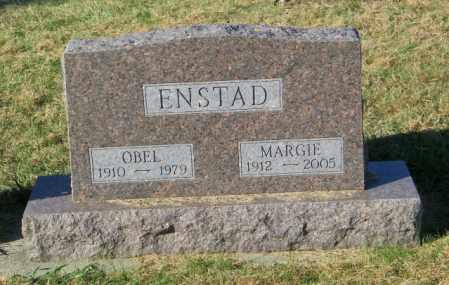 ENSTAD, OBEL - Lincoln County, South Dakota   OBEL ENSTAD - South Dakota Gravestone Photos