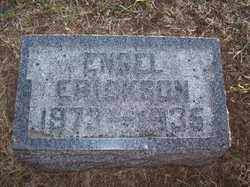ERICKSON, ENGEL - Lincoln County, South Dakota   ENGEL ERICKSON - South Dakota Gravestone Photos