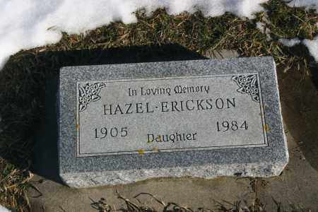 ERICKSON, HAZEL - Lincoln County, South Dakota | HAZEL ERICKSON - South Dakota Gravestone Photos