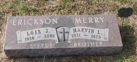 MERRY, MARVIN L - Lincoln County, South Dakota | MARVIN L MERRY - South Dakota Gravestone Photos