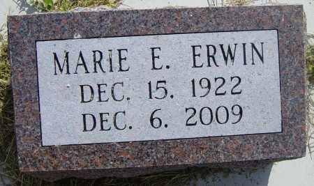 KIDD ERWIN, MARIE E - Lincoln County, South Dakota | MARIE E KIDD ERWIN - South Dakota Gravestone Photos