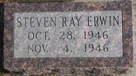 ERWIN, STEVEN RAY - Lincoln County, South Dakota | STEVEN RAY ERWIN - South Dakota Gravestone Photos