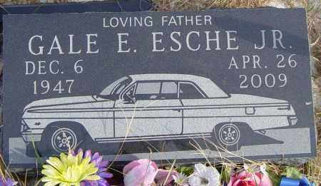 ESCHE JR., GALE E - Lincoln County, South Dakota | GALE E ESCHE JR. - South Dakota Gravestone Photos