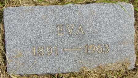 EVENSON, EVA - Lincoln County, South Dakota | EVA EVENSON - South Dakota Gravestone Photos