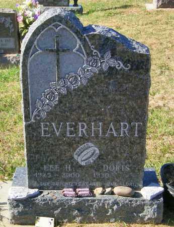 EVERHART, DORIS - Lincoln County, South Dakota | DORIS EVERHART - South Dakota Gravestone Photos