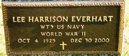 EVERHART, LEE HARRISON - Lincoln County, South Dakota | LEE HARRISON EVERHART - South Dakota Gravestone Photos
