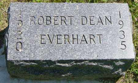 EVERHART, ROBERT DEAN - Lincoln County, South Dakota | ROBERT DEAN EVERHART - South Dakota Gravestone Photos