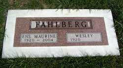 NORMAN FAHLBERG, MAURINE - Lincoln County, South Dakota | MAURINE NORMAN FAHLBERG - South Dakota Gravestone Photos
