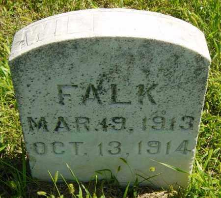FALK, WILLARD - Lincoln County, South Dakota | WILLARD FALK - South Dakota Gravestone Photos