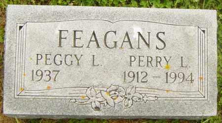 FEAGANS, PERRY L - Lincoln County, South Dakota | PERRY L FEAGANS - South Dakota Gravestone Photos