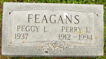 FEAGANS, PEGGY L - Lincoln County, South Dakota | PEGGY L FEAGANS - South Dakota Gravestone Photos