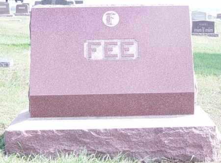 FEE FAMILY MEMORIAL, JAMES - Lincoln County, South Dakota | JAMES FEE FAMILY MEMORIAL - South Dakota Gravestone Photos