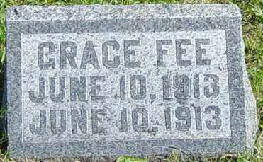 FEE, GRACE - Lincoln County, South Dakota | GRACE FEE - South Dakota Gravestone Photos