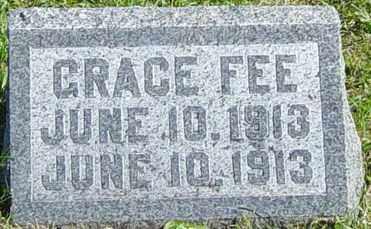 FEE, GRACE - Lincoln County, South Dakota | GRACE FEE - South Dakota Gravestone Photos