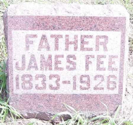 FEE, JAMES - Lincoln County, South Dakota | JAMES FEE - South Dakota Gravestone Photos