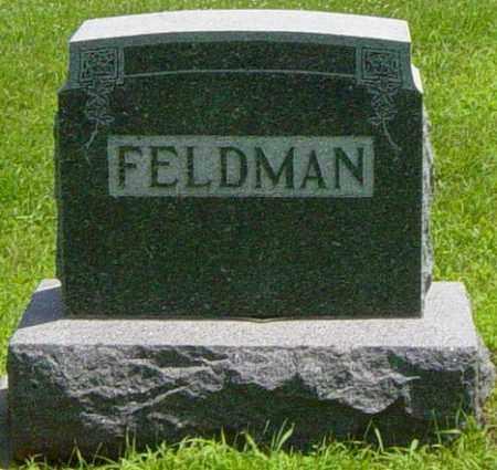 FELDMAN FAMILY MEMORIAL, JOHN W - Lincoln County, South Dakota | JOHN W FELDMAN FAMILY MEMORIAL - South Dakota Gravestone Photos