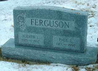 FERTUSON, PAUL L - Lincoln County, South Dakota | PAUL L FERTUSON - South Dakota Gravestone Photos