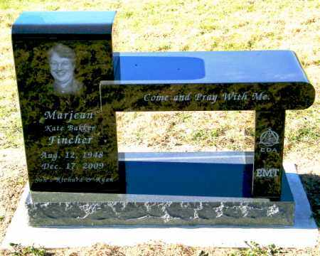 """FINCHER, MARJEAN """"KATE"""" - Lincoln County, South Dakota 
