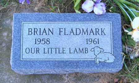 FLADMARK, BRIAN - Lincoln County, South Dakota | BRIAN FLADMARK - South Dakota Gravestone Photos
