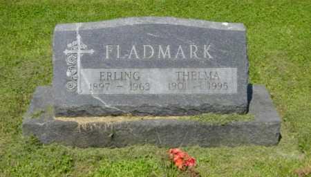 FLADMARK, ERLING - Lincoln County, South Dakota | ERLING FLADMARK - South Dakota Gravestone Photos
