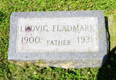 FLADMARK, LUDVIG - Lincoln County, South Dakota   LUDVIG FLADMARK - South Dakota Gravestone Photos
