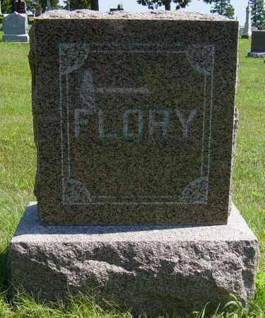 FLORY FAMILY MEMORIAL, LOUIS L - Lincoln County, South Dakota   LOUIS L FLORY FAMILY MEMORIAL - South Dakota Gravestone Photos