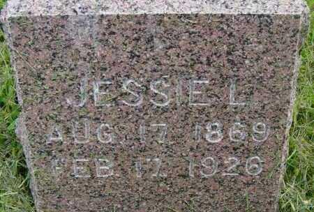 FLORY, JESSIE L - Lincoln County, South Dakota | JESSIE L FLORY - South Dakota Gravestone Photos