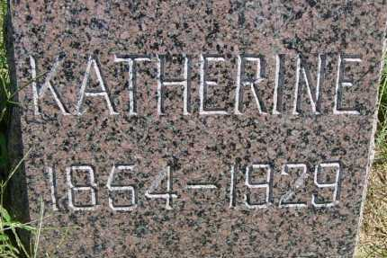FLORY, KATHERINE - Lincoln County, South Dakota   KATHERINE FLORY - South Dakota Gravestone Photos