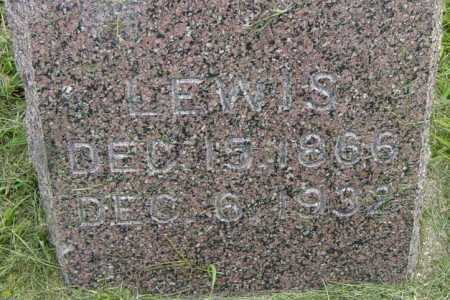 FLORY, LEWIS - Lincoln County, South Dakota | LEWIS FLORY - South Dakota Gravestone Photos