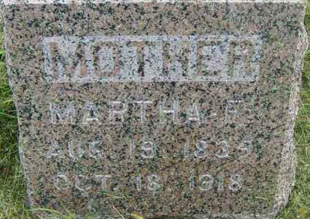 FLORY, MARTHA F - Lincoln County, South Dakota | MARTHA F FLORY - South Dakota Gravestone Photos