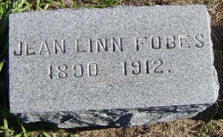 FOBES, JEAN - Lincoln County, South Dakota | JEAN FOBES - South Dakota Gravestone Photos