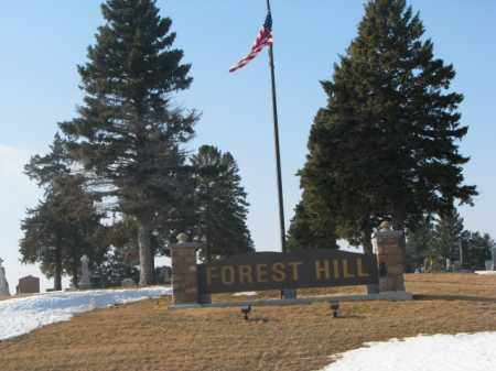 *FOREST HILL, EAST - Lincoln County, South Dakota | EAST *FOREST HILL - South Dakota Gravestone Photos