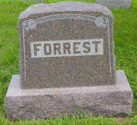 FORREST FAMILY MEMORIAL, ASA - Lincoln County, South Dakota | ASA FORREST FAMILY MEMORIAL - South Dakota Gravestone Photos