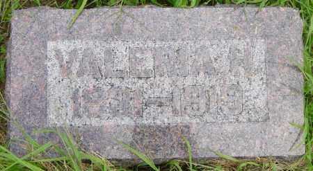 FORREST, VALERIA H - Lincoln County, South Dakota | VALERIA H FORREST - South Dakota Gravestone Photos